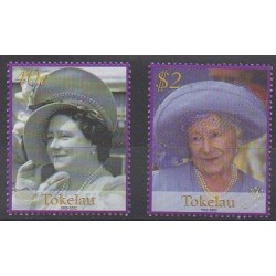 Tokelau - 2002 - Nb 283/284 - Royalty