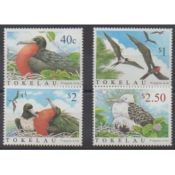 Tokelau - 2004 - Nb 297/300 - Birds
