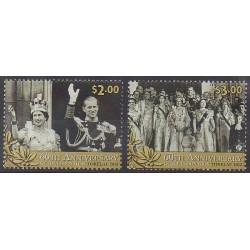 Tokelau - 2013 - Nb 366/367 - Royalty