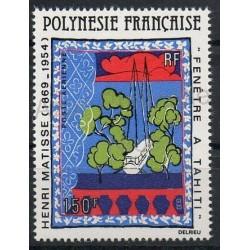 Polynésie - Poste aérienne - 1980 - No PA153 - Peinture