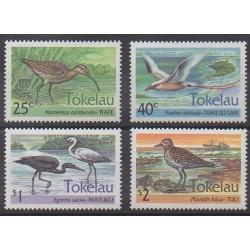 Tokelau - 1994 - Nb 196/199 - Birds