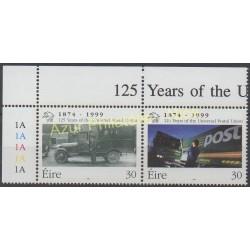 Irlande - 1999 - No 1152/1153 - Voitures