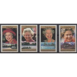 Tokelau - 1996 - Nb 225/228 - Royalty