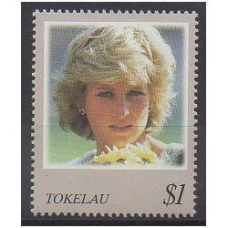 Tokelau - 1998 - Nb 246 - Royalty