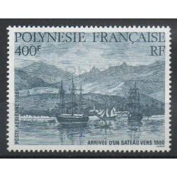 Polynésie - Poste aérienne - 1986 - No PA191 - Peinture