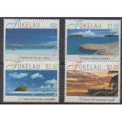 Tokelau - 2001 - Nb 271/274 - Tourism