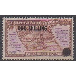 Tokelau - 1956 - No 5