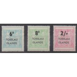 Tokelau - 1966 - No 6/8