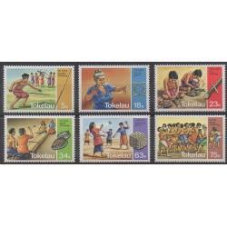 Tokelau - 1983 - No 97/102 - Sports divers
