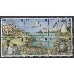 Falkland-Géorgie du Sud et Sandwich du Sud - 1998 - No 278/283 - Animaux