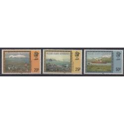 Falkland - 1985 - Nb 153/155