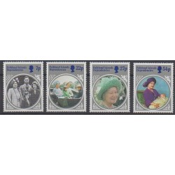 Falkland - 1985 - Nb 145/148 - Royalty