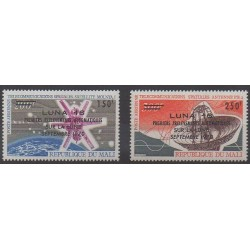 Mali - 1970 - Nb PA108/PA109 - Space