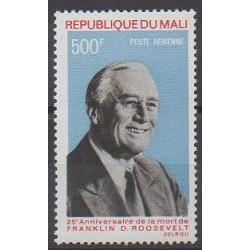 Mali - 1970 - No PA88 - Célébrités
