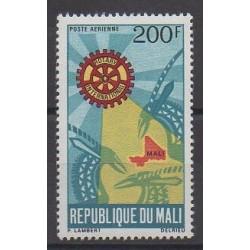 Mali - 1970 - No PA103 - Rotary ou Lions club