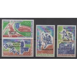 Mali - 1972 - No PA165/PA168 - Jeux Olympiques d'été
