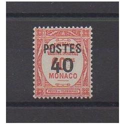 Monaco - Varieties - 1937 - Nb 146a
