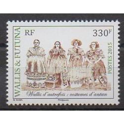 Wallis et Futuna - 2015 - No 841 - Costumes