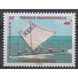 Wallis and Futuna - 2015 - Nb 840 - Boats