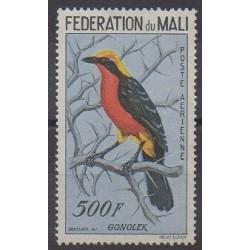 Mali - 1960 - Nb PA4 - Birds
