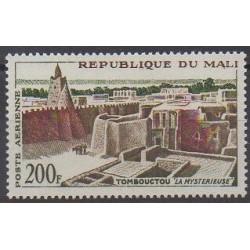 Mali - 1961 - Nb PA13 - Sights