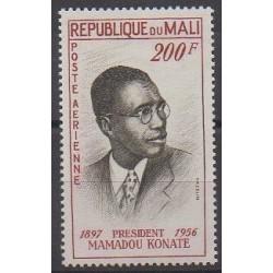 Mali - 1961 - Nb PA9 - Celebrities