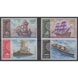 Mali - 1971 - No PA123/PA126 - Navigation