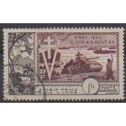 India - 1954 - Nb PA22 - Second World War - Used