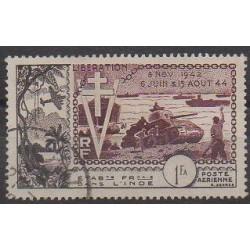 Inde - 1954 - No PA22 - Seconde Guerre Mondiale - Oblitéré