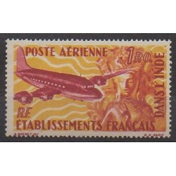 Inde - 1949 - No PA18 - Aviation