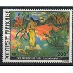 Polynésie - Poste aérienne - 1979 - No PA144 - Peinture