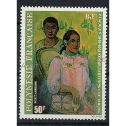 Polynésie - Poste aérienne - 1978 - No PA135 - Peinture