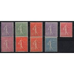 France - Poste - 1924 - No 197/205