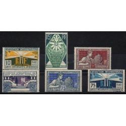 France - Poste - 1924 - No 210/215