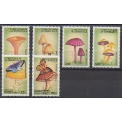Dominique - 1998 - No 2166/2171 - Champignons