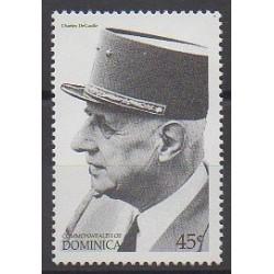 Dominique - 1991 - Nb 1328 - De Gaullle