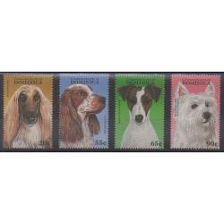 Dominique - 1997 - Nb 2009/2012 - Dogs
