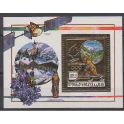 Madagascar - 1990 - Nb BF64A - Winter Olympics
