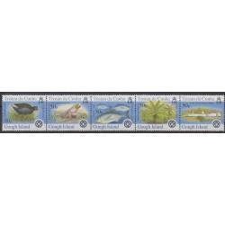 Tristan da Cunha - 2005 - No 779/783 - Animaux