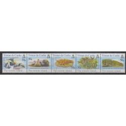 Tristan da Cunha - 2005 - Nb 774/778 - Animals