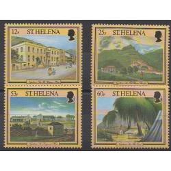 St. Helena - 1996 - Nb 677/680 - Napoleon