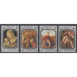 St. Helena - 1989 - Nb 509/512 - Christmas