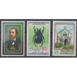 Trinidad and Tobago - 1992 - Nb 671/673
