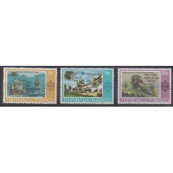 Trinidad and Tobago - 1980 - Nb 418/420 - Various Historics Themes