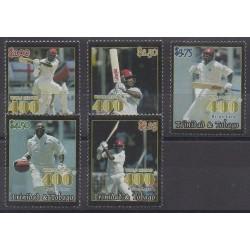 Trinité et Tobago - 2005 - No 862/866 - Sports divers