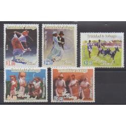 Trinité et Tobago - 2005 - No 887/891 - Folklore