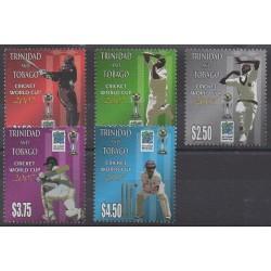 Trinité et Tobago - 2007 - No 925/929 - Sports divers