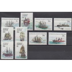 Australie - territoire antarctique - 1979 - No 37/46 - Navigation