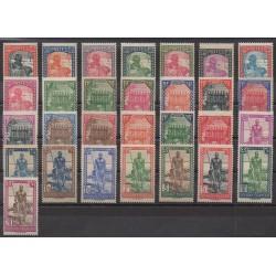 Sudan - 1931 - Nb 60/88