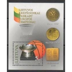 Lituanie - 2003- No BF 30 - Sport - Monnaies, billets ou médailles